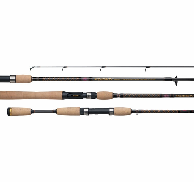 Penn sqdin1220c70 squadron inshore conventional rod for Offshore fishing rods