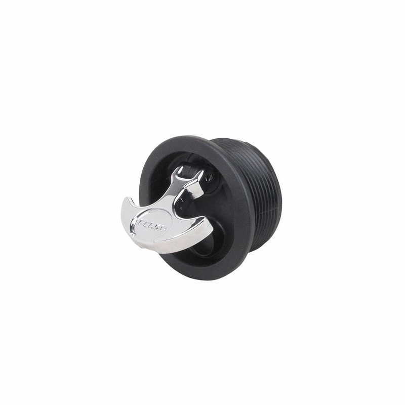 Perko T-Handle Flush Lock//Latch 1091DP1BLK locking