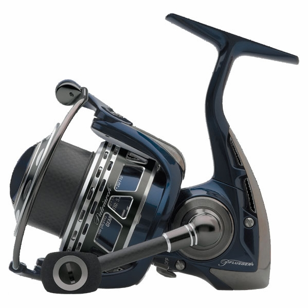 Pflueger patriarch spinning reels tackledirect for Pflueger fishing rods
