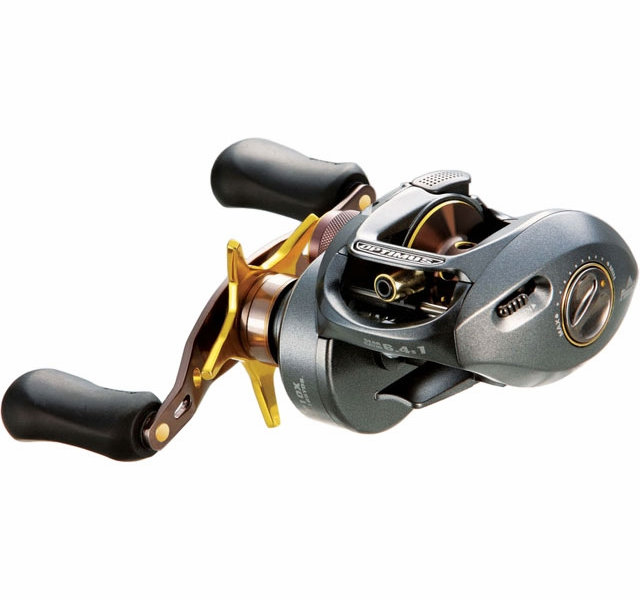 Pinnacle op10x optimus x baitcasting reel tackledirect for Pinnacle fishing reels
