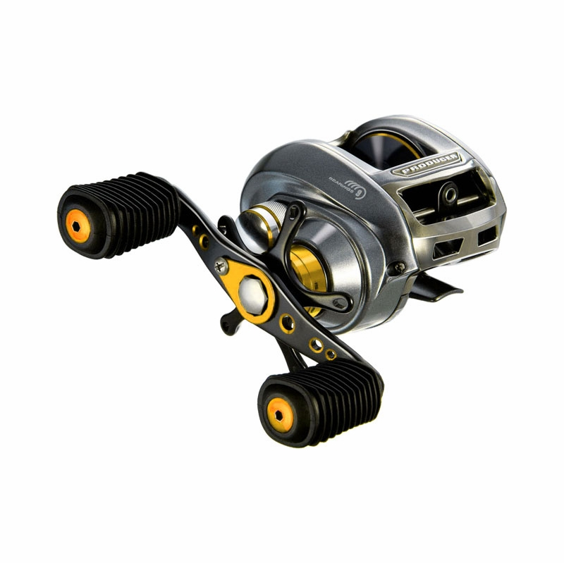 Pinnacle prd10xths producer xt baitcasting reel tackledirect for Pinnacle fishing reels