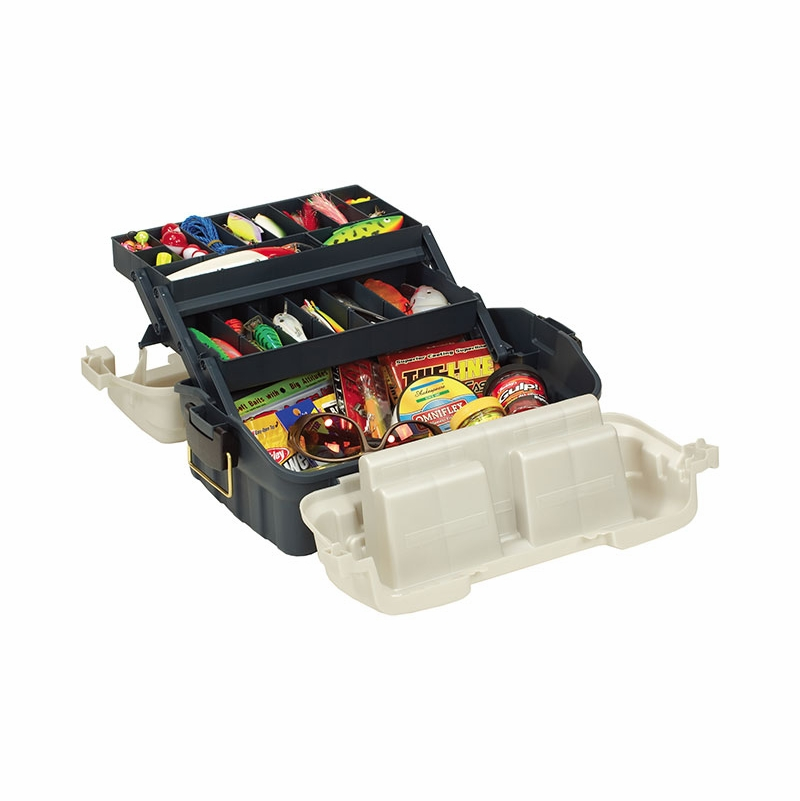 sc 1 st  TackleDirect & Plano 7602-00 FlipSider 2 Tray Tackle Box | TackleDirect Aboutintivar.Com