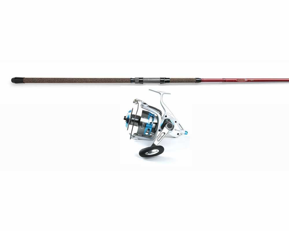 Quantum cabo spin reel st croix avid spin combo for Surf fishing rods and reel combos