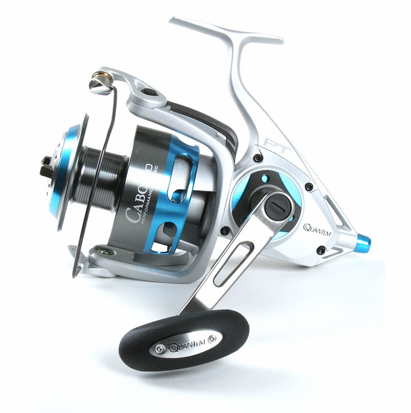 Quantum cabo spin reel st croix avid spin combo for Surf fishing rod and reel