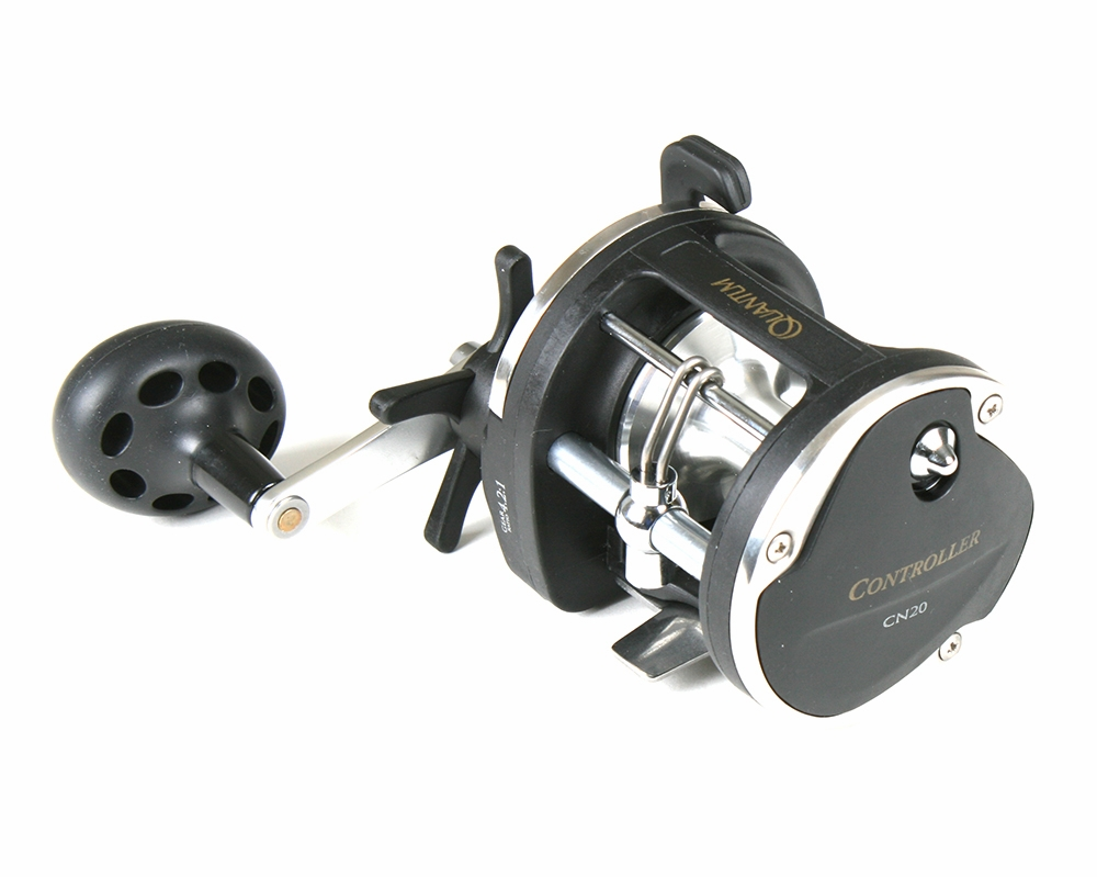 How to spool a conventional reel - Quantum Controller Cn20 Conventional Reel