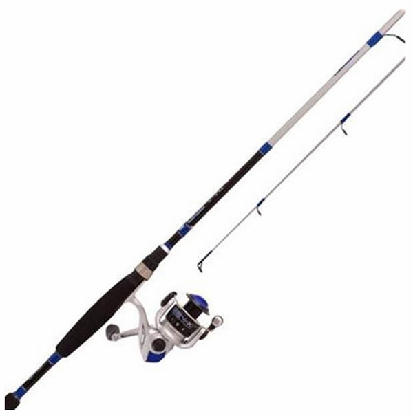Quantum gen x2 spinning combos tackledirect for Quantum fishing rods