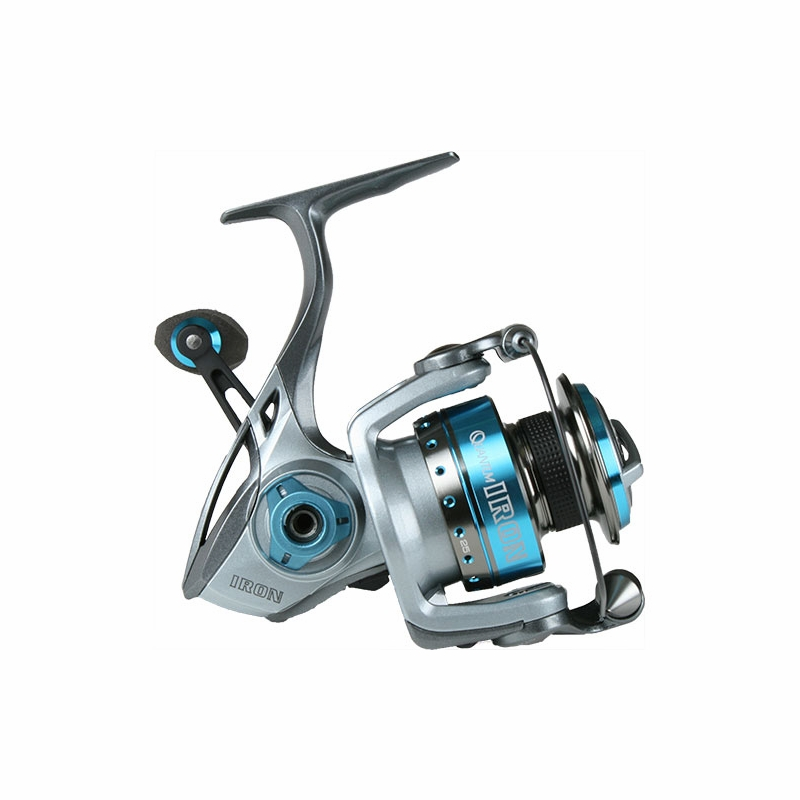 Quantum iron inshore spinning reels tackledirect for Quantum fishing reel
