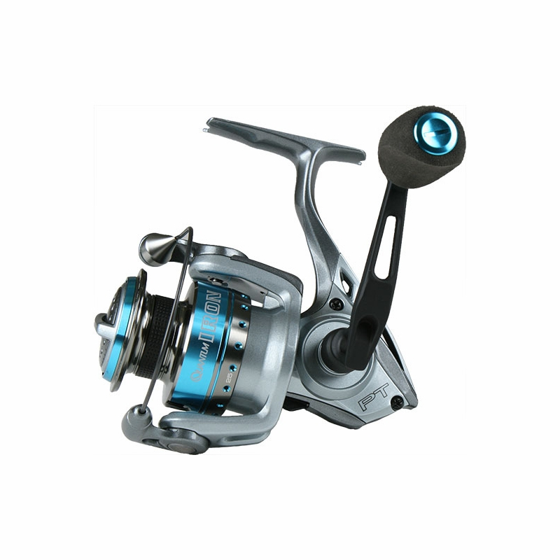 Quantum iron ir30pts inshore spinning reel for Quantum fishing reel
