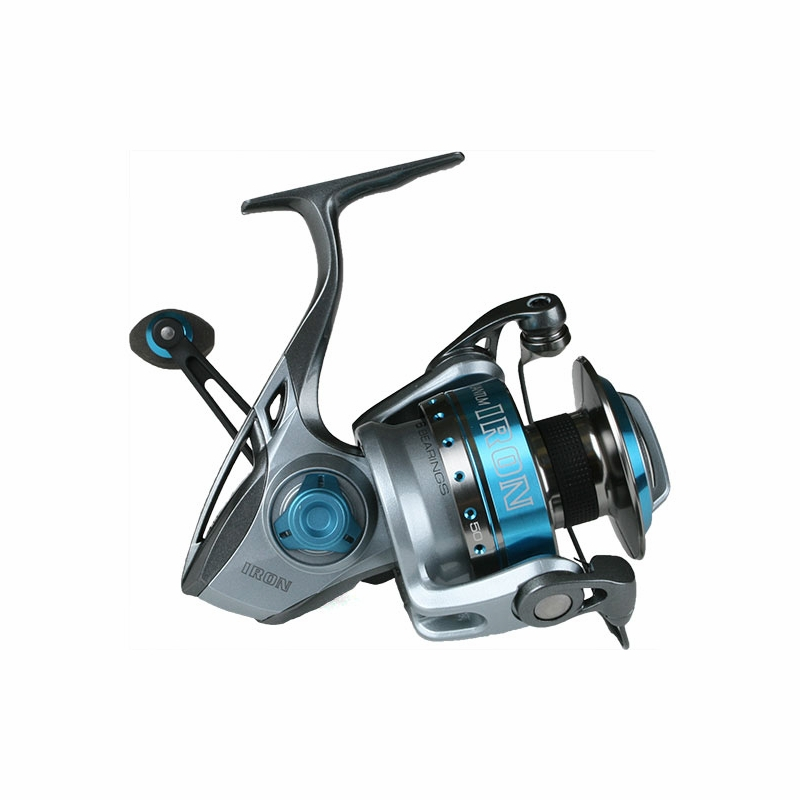 Quantum iron ir50pts inshore spinning reel for Quantum fishing reel