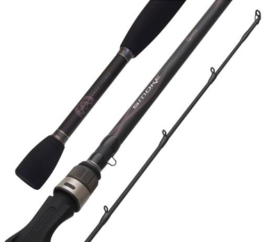 Quantum smoke inshore casting rods tackledirect for Quantum fishing rods