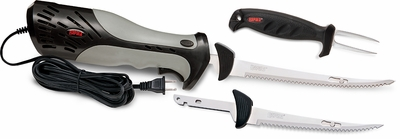 Rapala Heavy Duty Electric Fillet Knife Combo Tackledirect