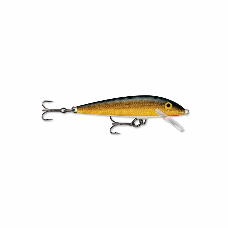Rapala original floating lure f07 for Saltwater fishing lures