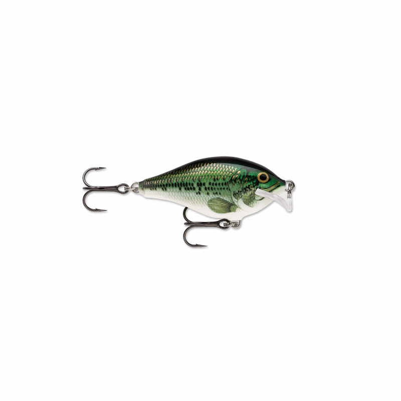 Rapala sscrc05 scatter rap crank lure tackledirect for Saltwater fishing lures