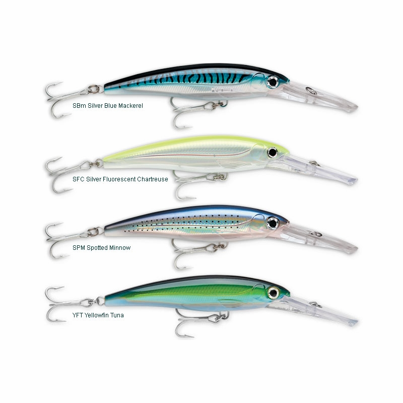 Rapala x rap magnum lure tackledirect for Rapala fishing lures