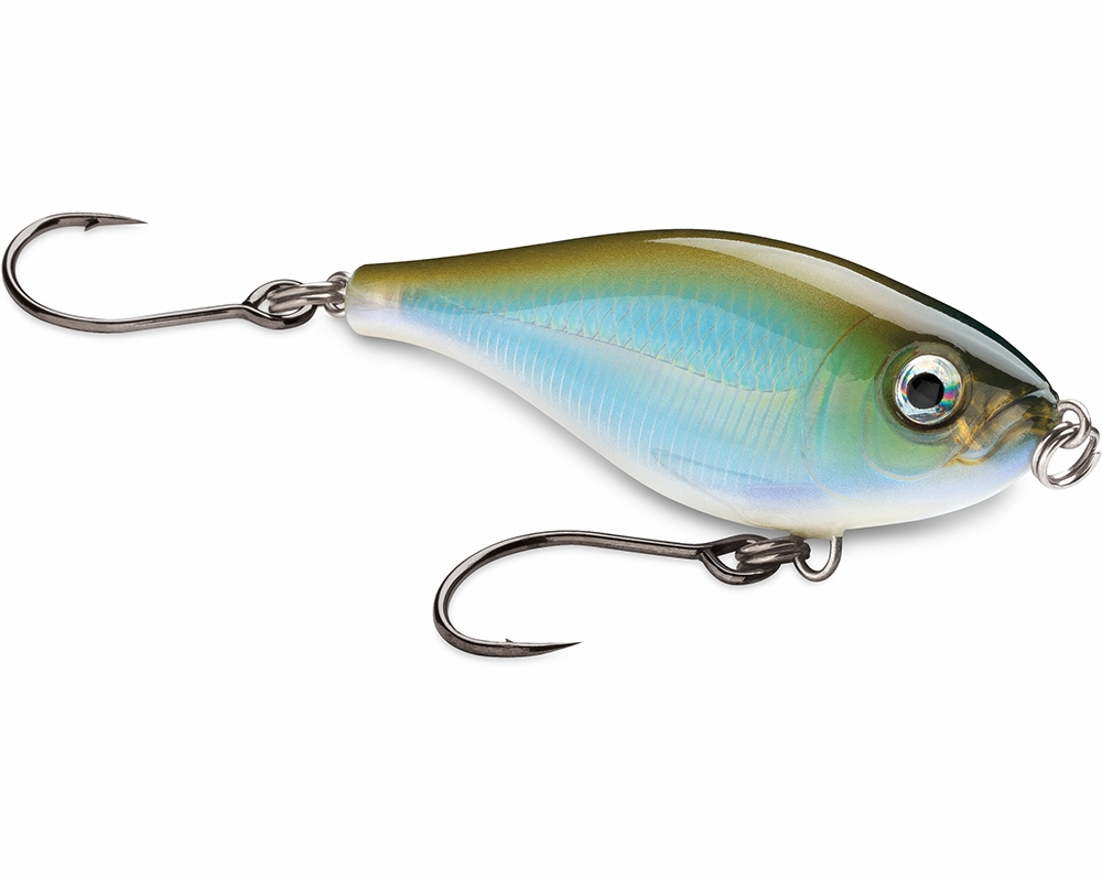 Rapala x rap twitchin mullet lure tackledirect for Ocean fishing lures