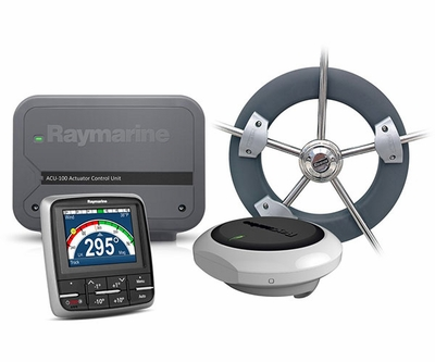 Raymarine Marine Electronics and Accessories | TackleDirect
