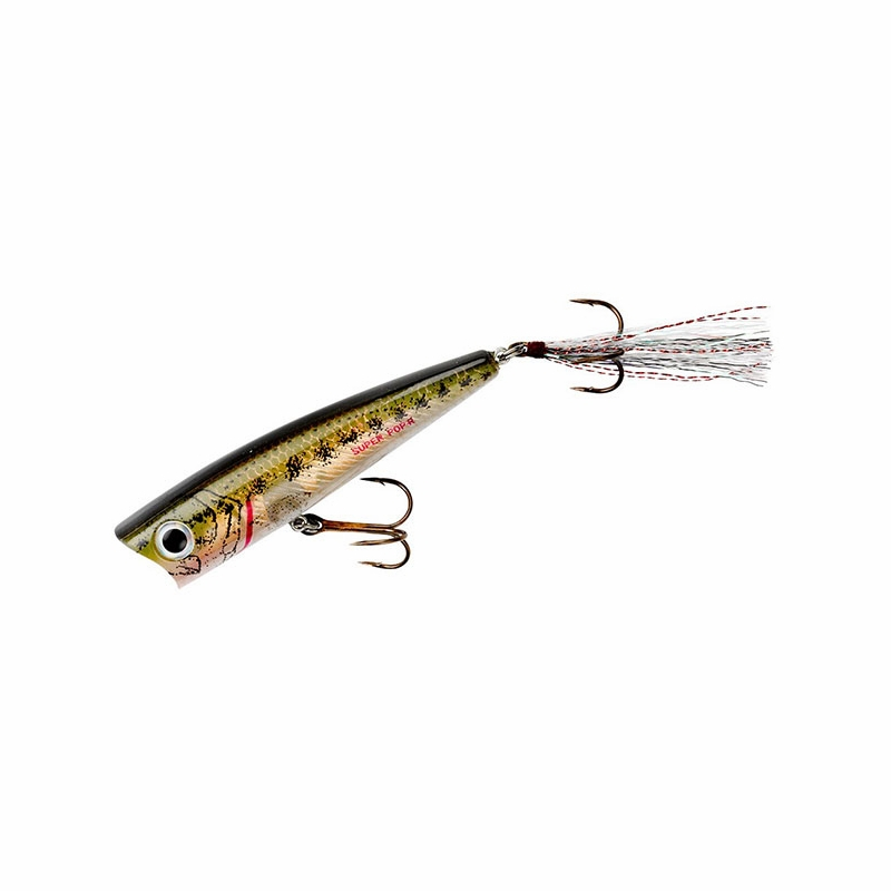 Rebel p66z super pop r tackledirect for Freshwater fishing lures