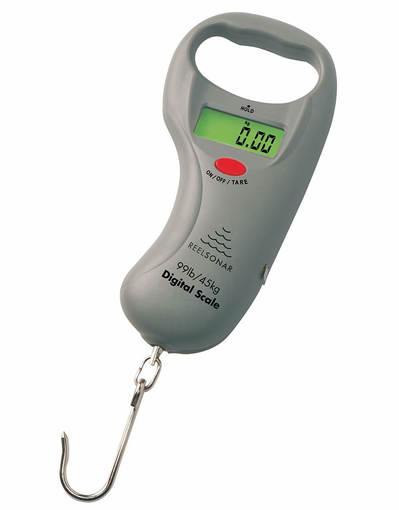Reelsonar digital scale tackledirect for Digital fish scale