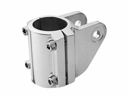 Rupp 1 1/2'' Clamp-On Pipe Fitting