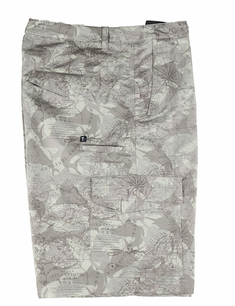 42d3fb9dc7 Salt Life La Vida SLX-QD Boardshorts | TackleDirect