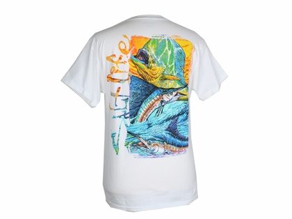 Salt Life SLM0112 Men's Offshore Slam SS Tee
