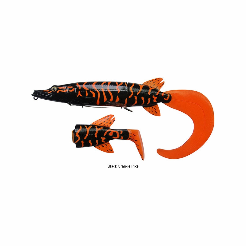 Savage gear 3d hybrid pike tackledirect for Savage fishing gear