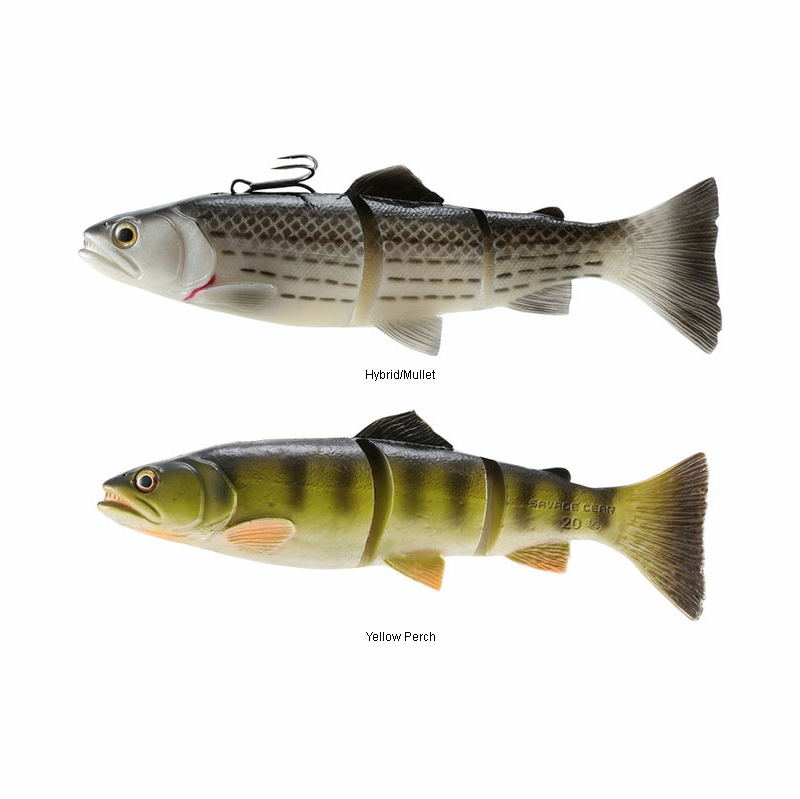 Savage gear 3d line thru trout lures tackledirect for Trout fishing tackle