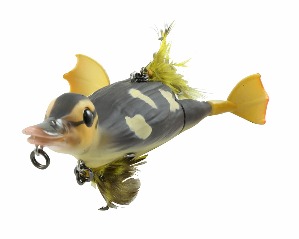 Savage gear 3d suicide duck lure 4 1 4in tackledirect for Savage fishing gear