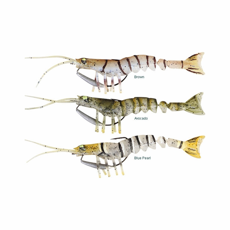 Savage gear tpe manic shrimp tackledirect for Savage fishing gear