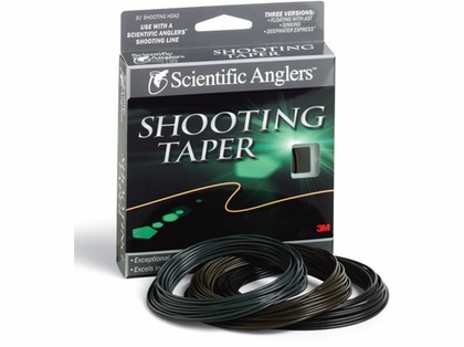 Scientific Anglers Deep Water Express Sinking Shooting Taper