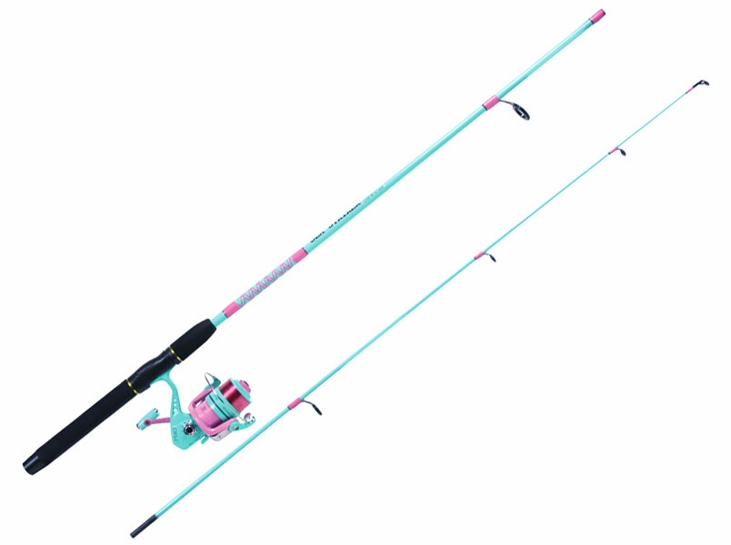 Sea striker pt50 ss70pg ladie 39 s pier surf spin combo for Best surf fishing rod and reel combo