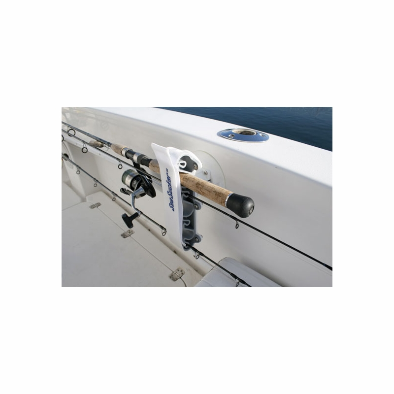 Seasucker 5061 horizontal rod holders for Horizontal fishing rod rack