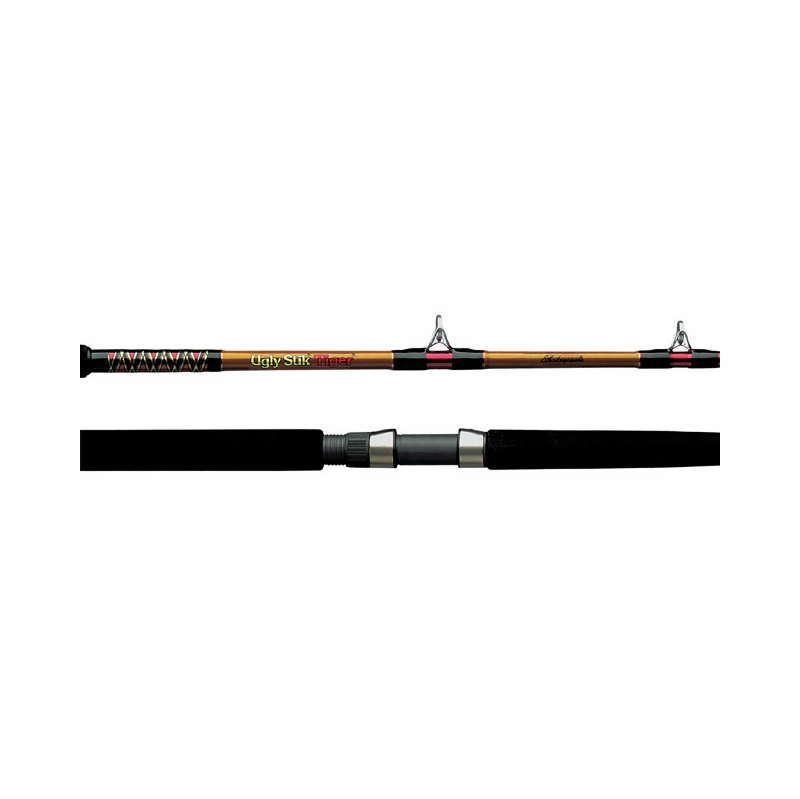 Shakespeare bwc 2202 70 ugly stik tiger rod casting for Shakespeare tiger fishing reel