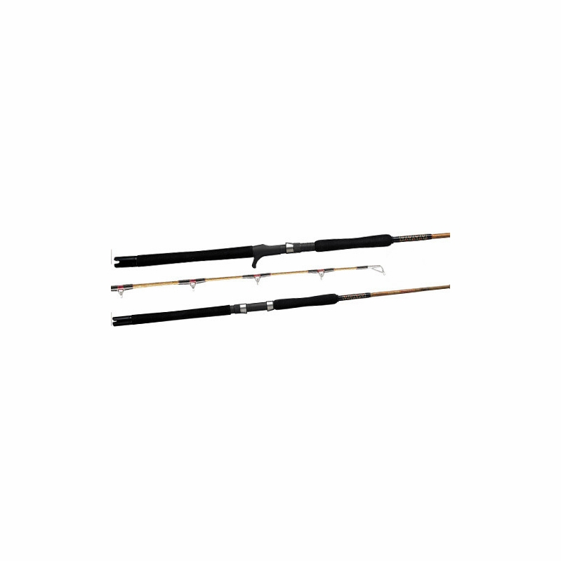 Shakespeare ugly stik tiger lite jigging rods tackledirect for Tiger fishing rods