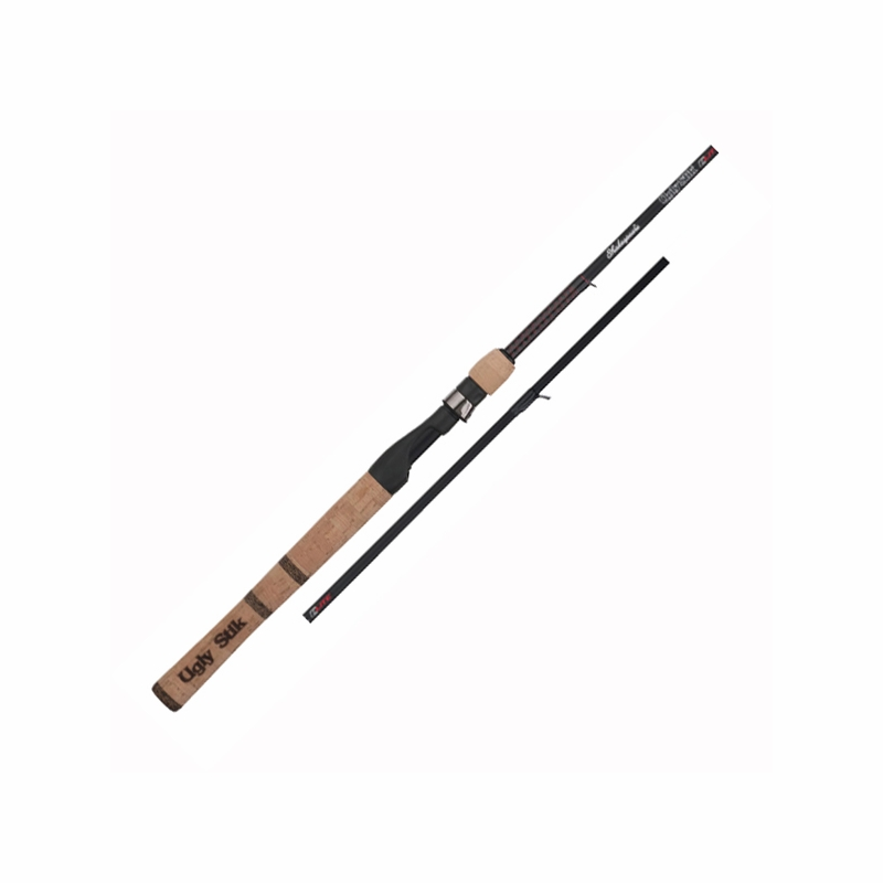 Shakespeare ugly stik elite spinning rods tackledirect for Ugly stick fishing rods