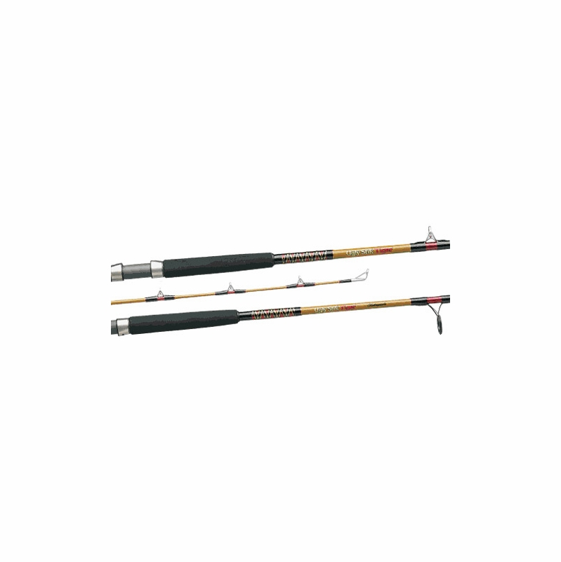 Shakespeare ugly stik tiger rods tackledirect for Tiger fishing rods
