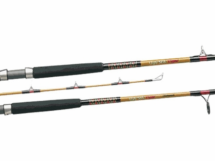 Shakespeare ugly stik tiger rods tackledirect for Shakespeare tiger fishing reel