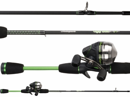 Shakespeare USYTHSC6CBO Ugly Stik GX2 Youth Spincast Combo