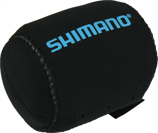 Shimano neoprene baitcasting reel covers tackledirect for Fishing reel covers