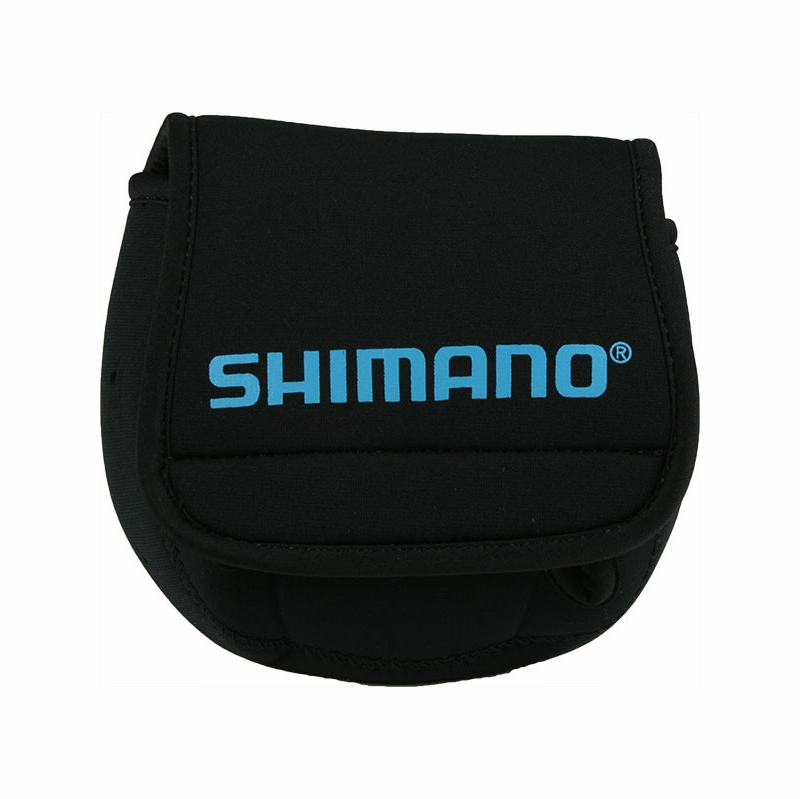 Shimano ansc840a neoprene spinning reel cover medium for Fishing reel covers
