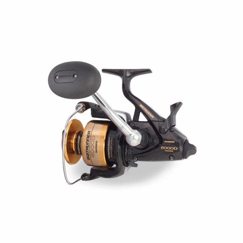 64b1a23f3df Shimano Baitrunner D Spinning Reels - TackleDirect