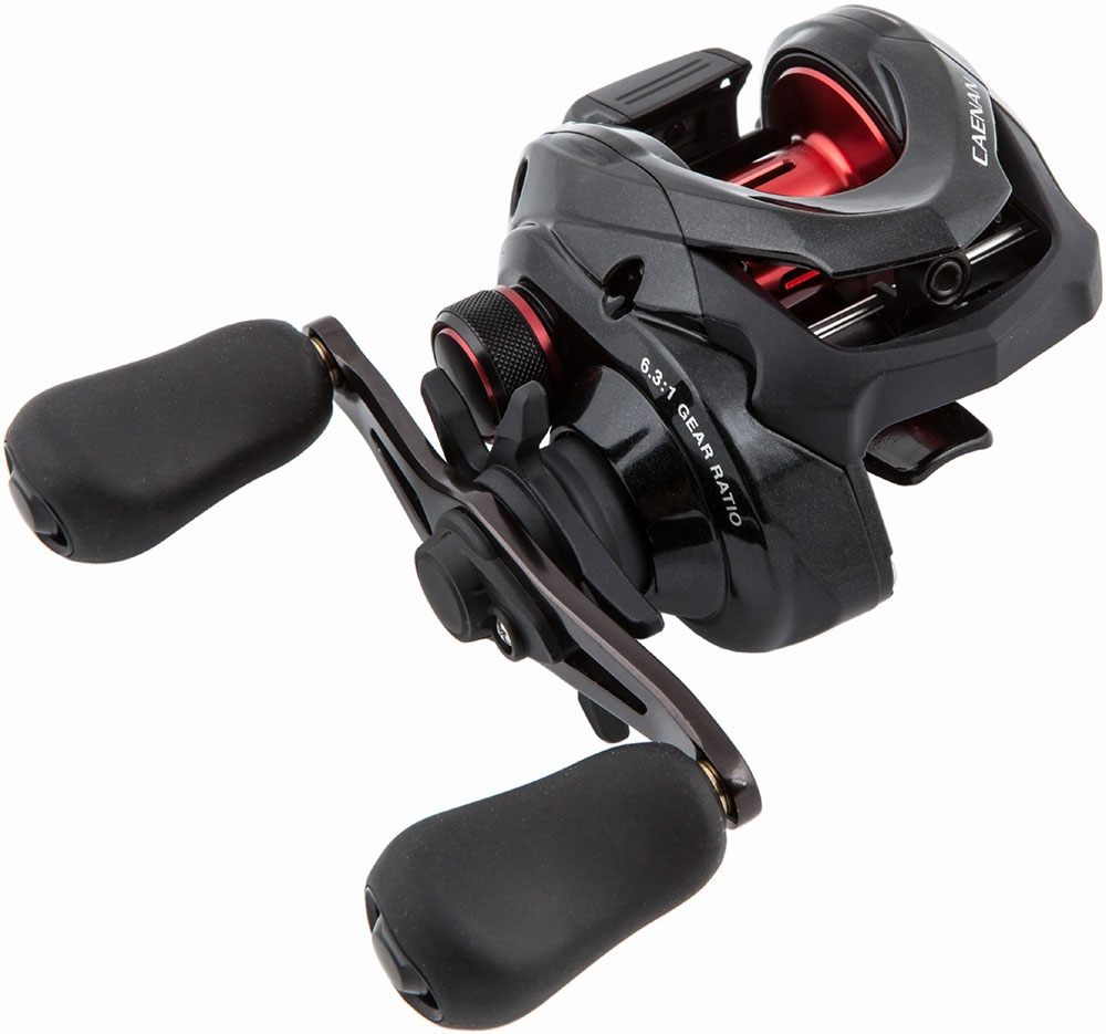 Shimano caenan baitcasting reels tackledirect for Baitcasting fishing reel