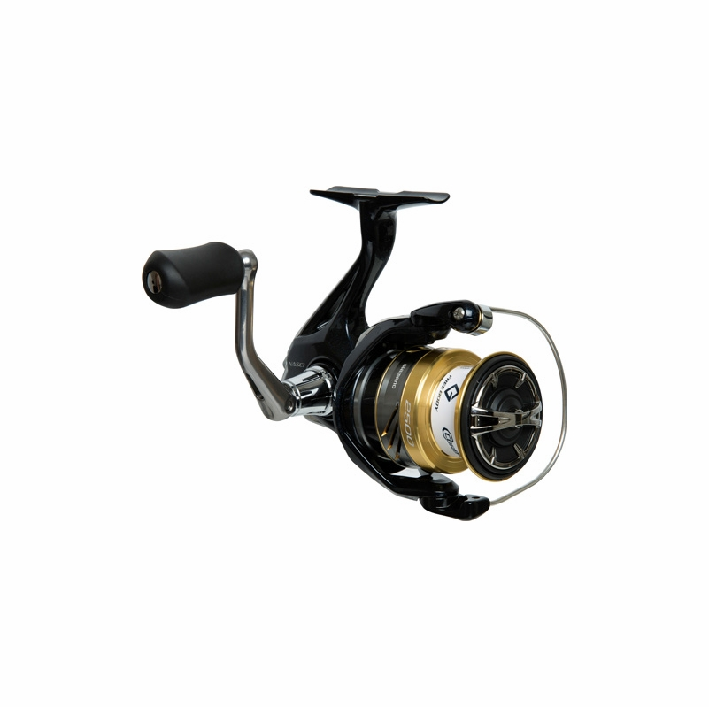 349f2a85757 Shimano NASCI Spinning Reels | TackleDirect