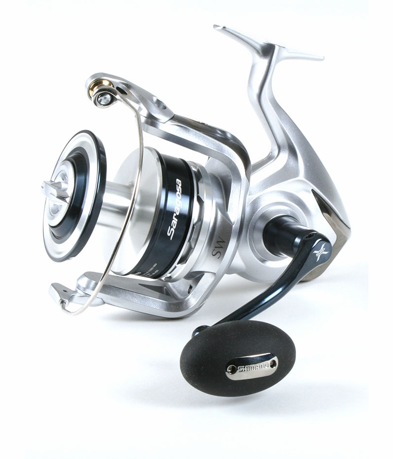 Shimano saragosa spin reel shimano tiralejo combo for Fishing rods and reels