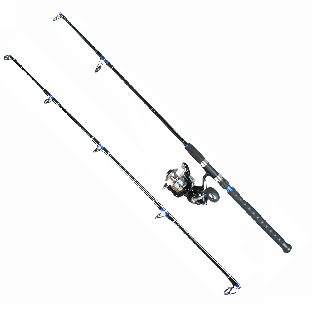 Shimano sp8000sw spheros reel tackledirect custom rod for Saltwater fishing rods