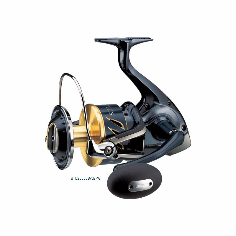 Shimano stella swb saltwater spinning reels tackledirect for Saltwater fly fishing reels