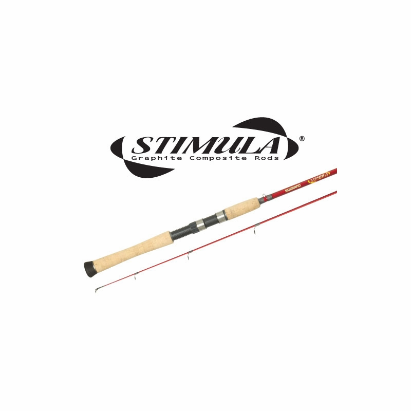 Shimano sts66mh2a stimula spinning rod tackledirect for Shimano fishing rods