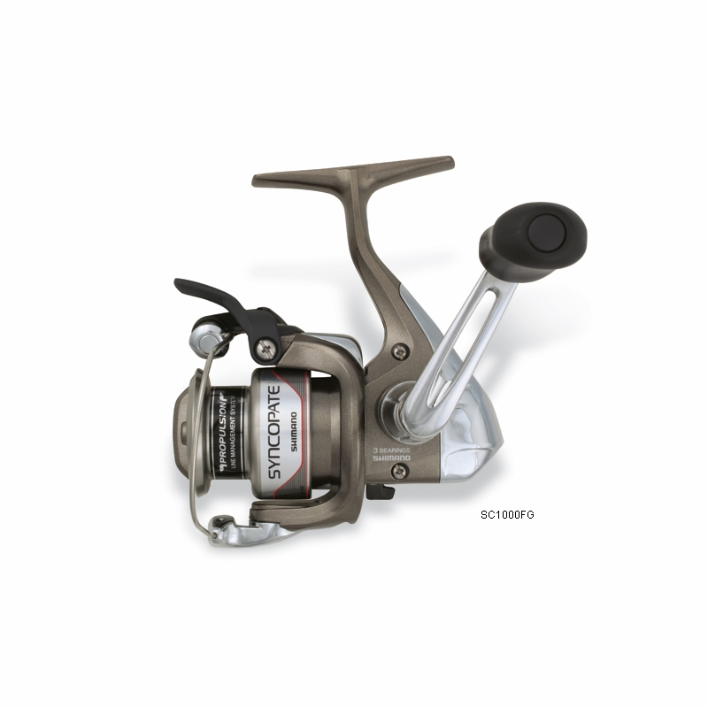 Shimano Syncopate FG Spinning Reels - TackleDirect