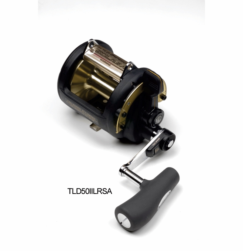 140e4c191f2 Shimano TLD-2 Speed A Lever Drag Reels