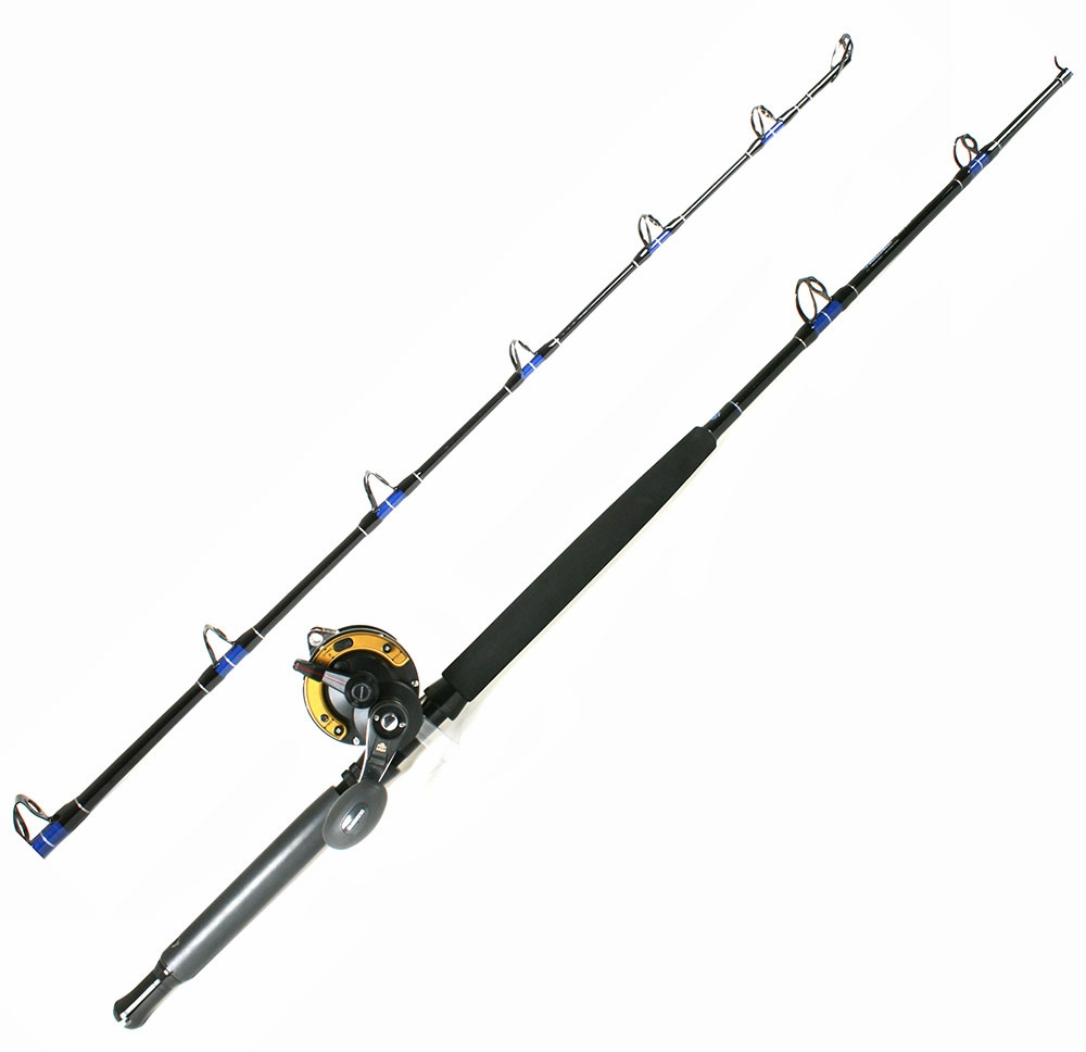 Shimano tld 25 triton reel ande rod troll combo for Saltwater fly fishing combo